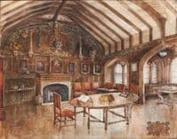 Chetham Hospital Library signed L. F. Butterfant